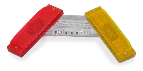 armonica hohner colores estuche original curso en cd