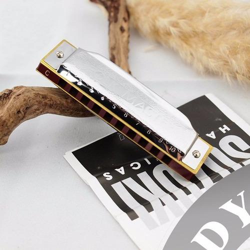 armónica suzuki envio gratis c harmonica profesional japones
