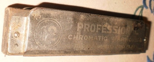armonica thorens profesional  suiza-12-chromatica