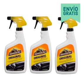 Armor All Almorol Con Atomizador 6 De 828ml Cu Original