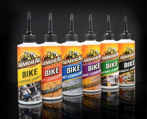 armor all bike lubricante silicone bicicleta gomas plasticos