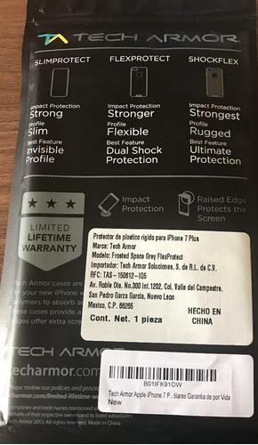 armor apple iphone 7 plus (5.5-inch) -