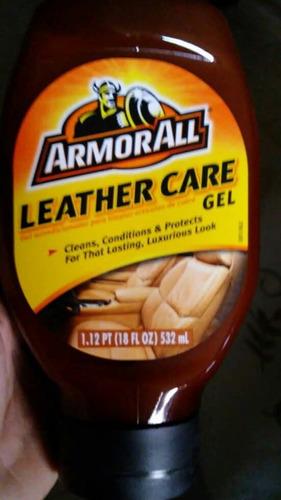 armoral gel para cuero para limpiar tapizeria