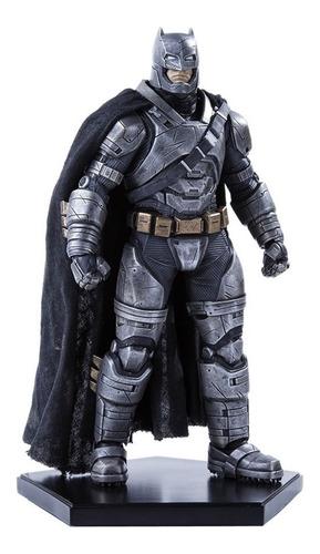 armored batman estatua iron studios art scale 1/10 bonellihq