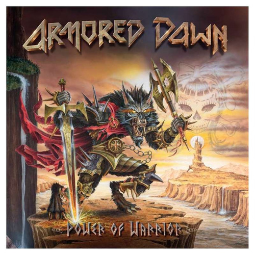 armored dawn power of warrior cd nuevo