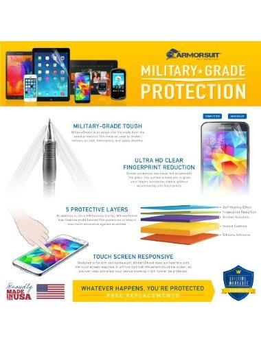 armorsuit militaryshield - samsung galaxy gear screen protec