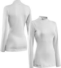 armour mujer remera under