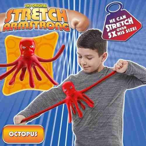 armstrong mini stretch pulpo rojo ref 06453