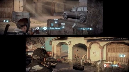 army of two the devil's cartel.-ps3