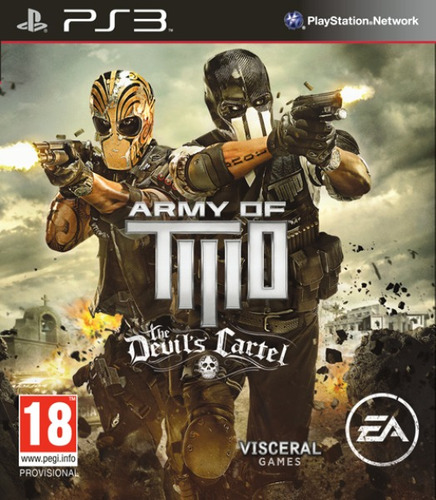 army two ps3