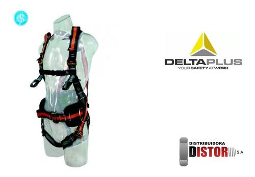 arnes anticaida  cabo de vida doble  eslingar kit 003 delta