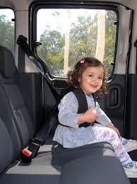 arnes arnesito p/cinturón de seguridad auto. niños 2-12años