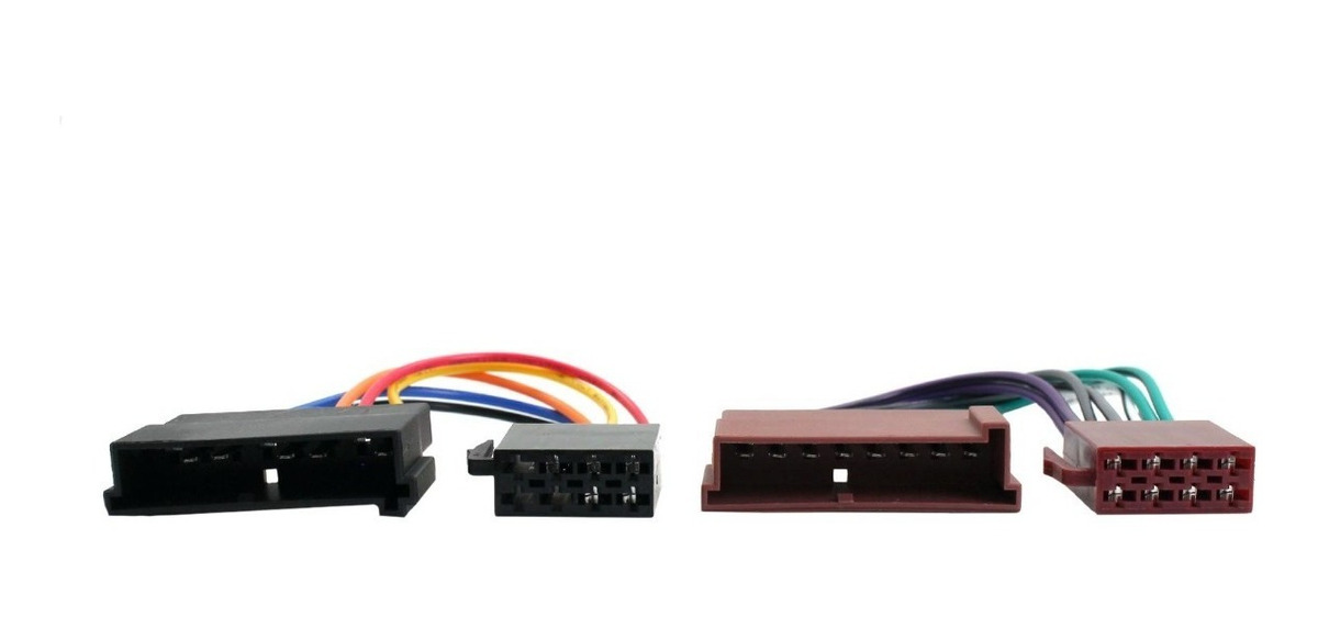 Ford Street Ka ISO radio de coche estéreo arnés adaptador Cableado Conector