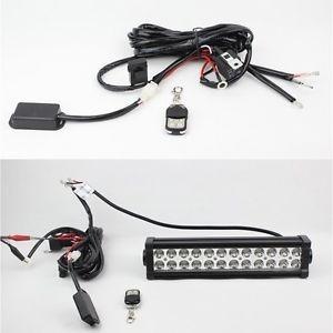 arnes cable relay encendido via remota función de estrobo