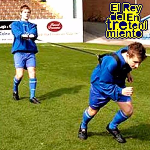 arnés cinturón de resistencia entrenamiento fútbol - el rey