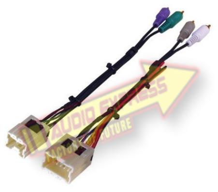arnes conector para  nissan 350z 07-08 nwh72a