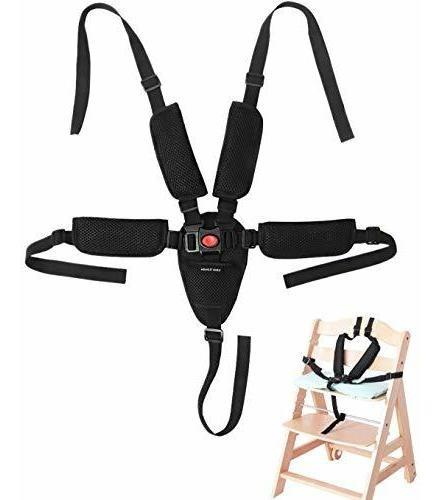 Port/átil de 5 puntos beb/é ni/ños silla cochecito cochecito silla seguridad cintur/ón arn/és Correa segura
