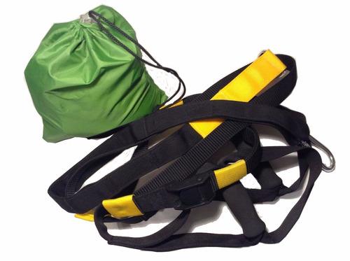 arnés de entrenamiento en suspensión (crossfit gym pesas)