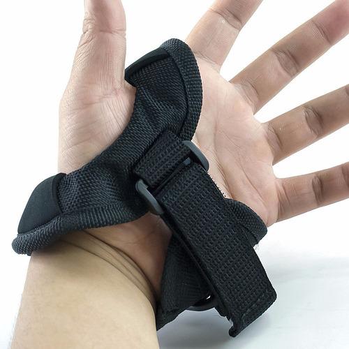 arnes de mano para go pro incluye adaptador deporte extremo