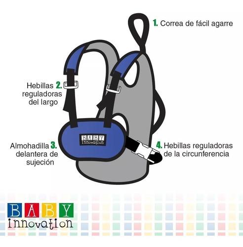 arnés de seguridad p/ bebes baby innovation babymovil -59