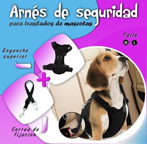 arnés de seguridad / para traslados de mascotas