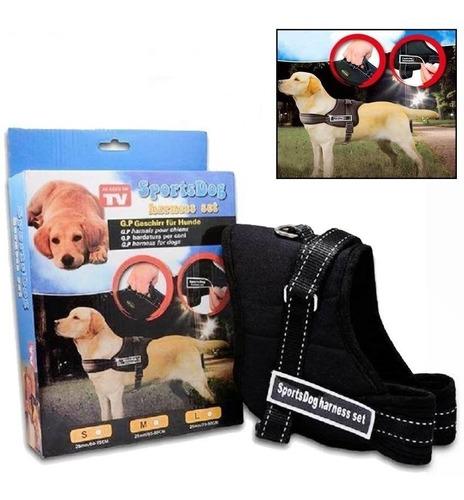arnes deportivo resistente mascotas perro paseo  selficl
