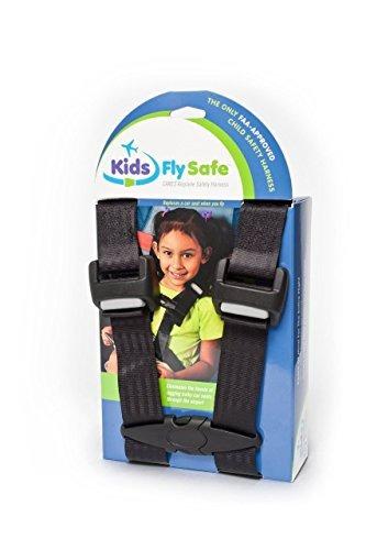 arnés infantil viaje en avión - se preocupa sistema de su