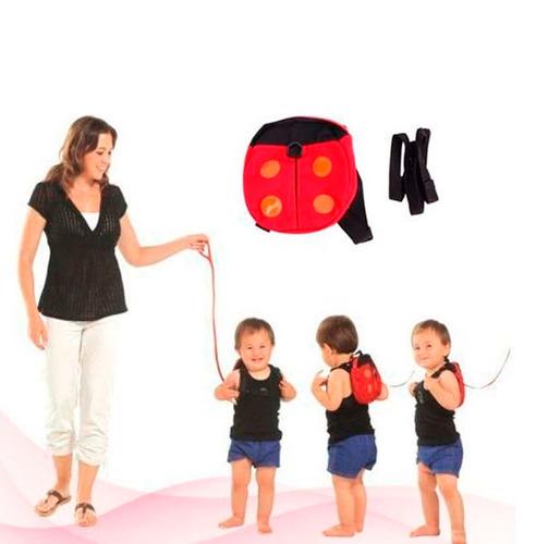 arnes mochila para el cuidado de tu bebe al caminar