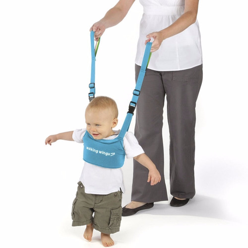 arnés para aprender a caminar moon walk para bebes