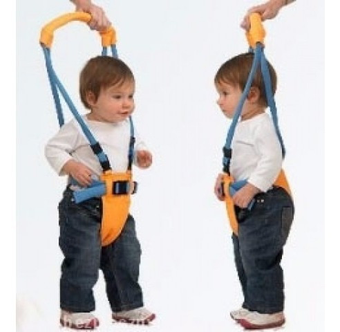 arnés para bebes aprender a caminar moon walk