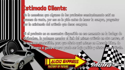 arnes para estereo ford f-150 1999 2003  rapfd5001 2004 2004