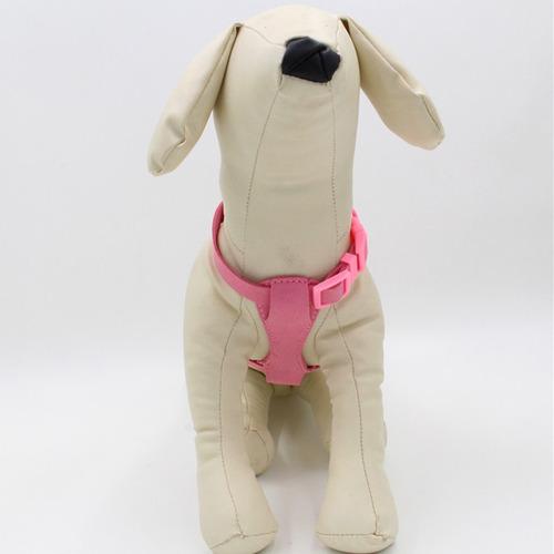 arnés para perro mascota pecho accesorios seguridad de