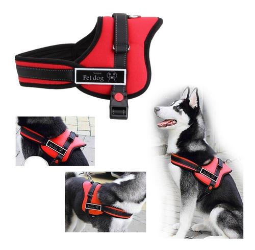 arnès para perros mascota acolchado firme 3 diseños