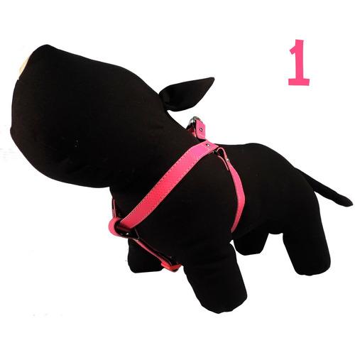 arnés pechera perro grande / collar tipo arnés graduable