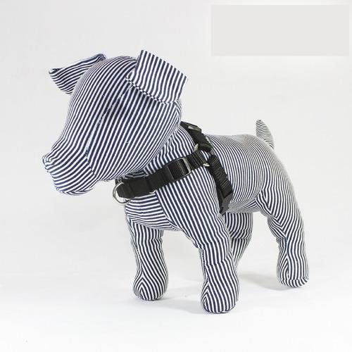 arnés perro chico ajustable para entrenamiento de nylon