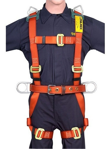 arnes seguridad completo  rescate proteccion civil 3773