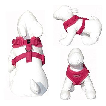arneses de chaleco,ipuppyone dog ajustable soft harness ..