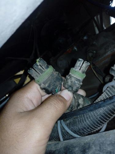 arneses para sensor mercedens