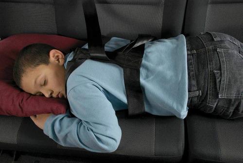 arnesito arnes p/cinturon de seguridad niños 2 a 11 años