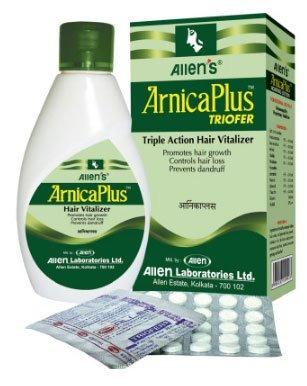 arnica plus triofer de allen - vitalizador de cabello de tr