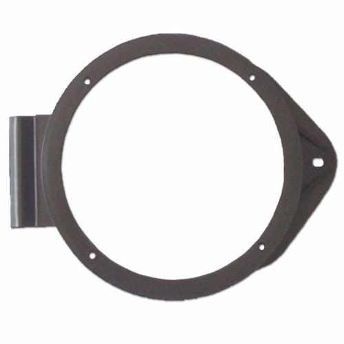 aro adaptador para cobalt / onix / spin 4 portas 6 (4 peças)