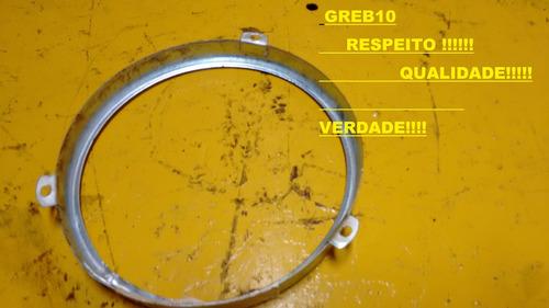 aro anel suporte farol caminhonete gm c10 c14 novo 64...85