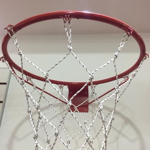 aro basket basquet con red