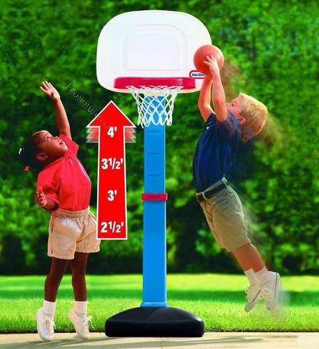 aro basketball little tikes