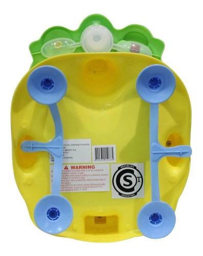 aro de baño bebe antideslizante burbujero babymovil