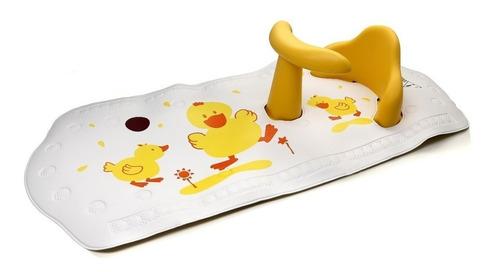 aro de baño innovation 58 con alfombra antideslizante