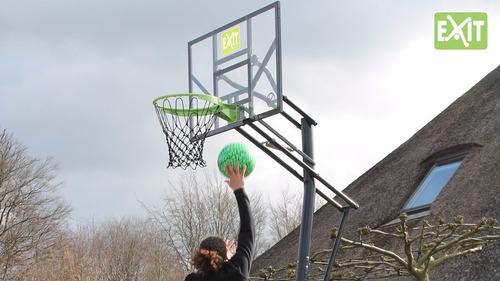 aro de basketball modelo galaxy portátil