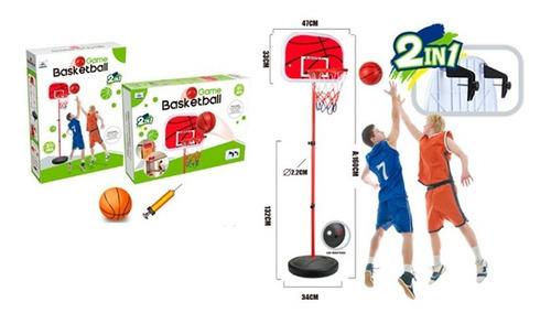 aro de basquet c/ pie extensible 1817719 e.normal