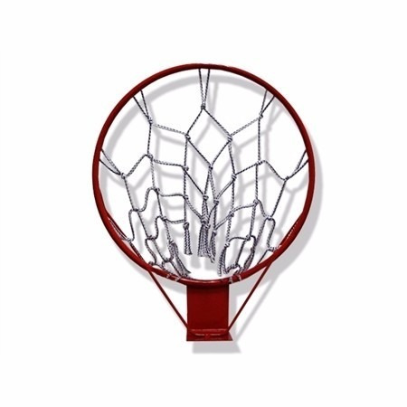 aro de basquet  con red.