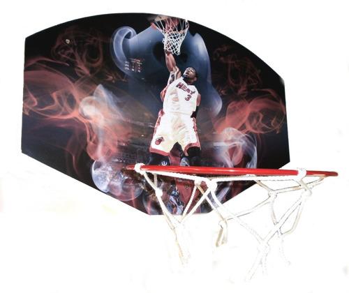 aro de basquet de pie metalico con aro y red envio gratis!